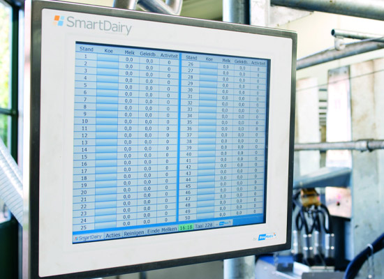 Smart Dairy Management System
