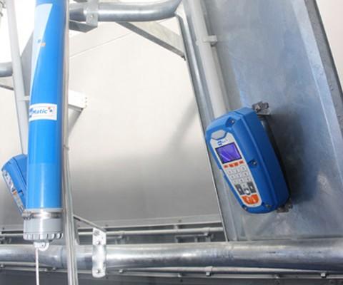 AMI 5450 - Indicatore Produzione Latte